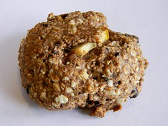 Apple - Oat Breakfast Cookies