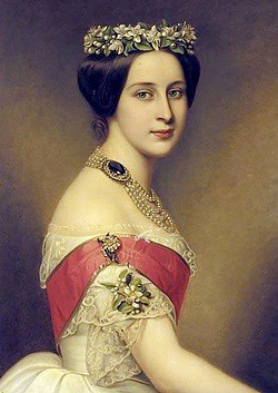 Princess Alexandra Friederike Henriette of Saxe-Altenburg