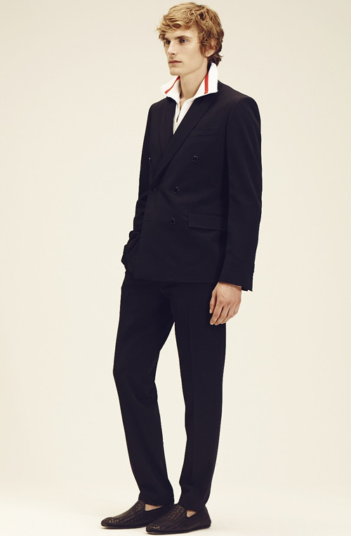 BOTTEGA VENETA  2014 CRUISE MENS COLLECTION016_Anthon Wellsjo