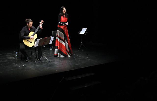 EL TRÍPILI - RECITAL DE DELIA AGÚNDEZ Y FERNANDO GARCÍA - LEÓN 15.11.13