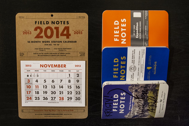 Field Notes Field Day