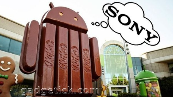 Android 4.4 для Xperia ZR, T, TX, V