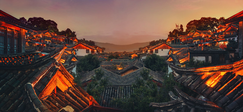 'The Infinity of China' by Trey Ratcliff