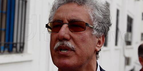 Hamma Hammami: Vote Essebsi or Vote Blank