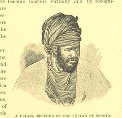 """British Library digitised image from page 33 of """"The Story of Africa and its Explorers [With plates and maps.]"""""""