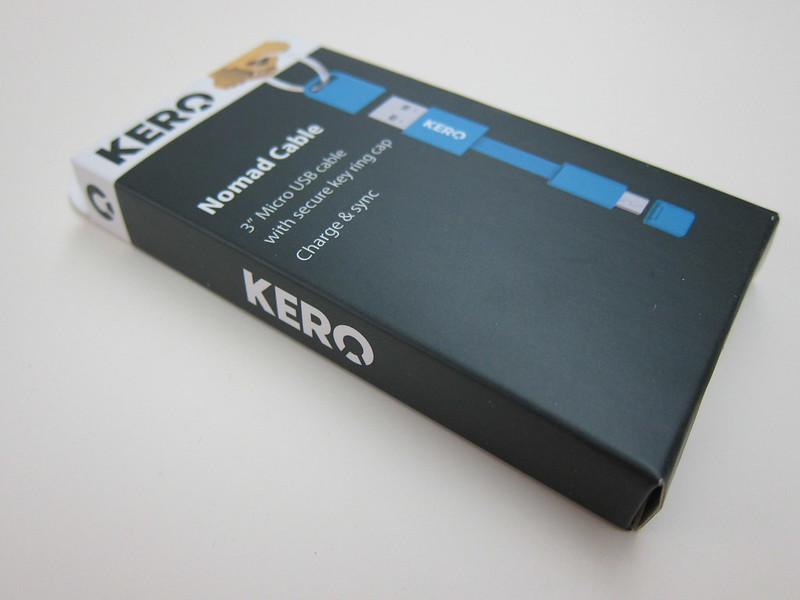 Kero - Micro USB Nomad Cable - Box