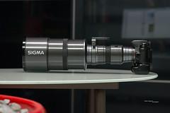 Sigma APO 4.5/500mm