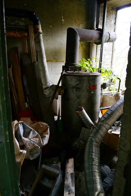 Boiler room, Wilton Mills