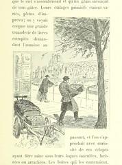 """British Library digitised image from page 245 of """"Bouquinistes et Bouquineurs. Physiologie des Quais de Paris du Pont Royal au Pont Sully ... Illustrations d'E. Mas"""""""