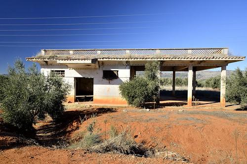 Estacion de Arroyo del Ojanco