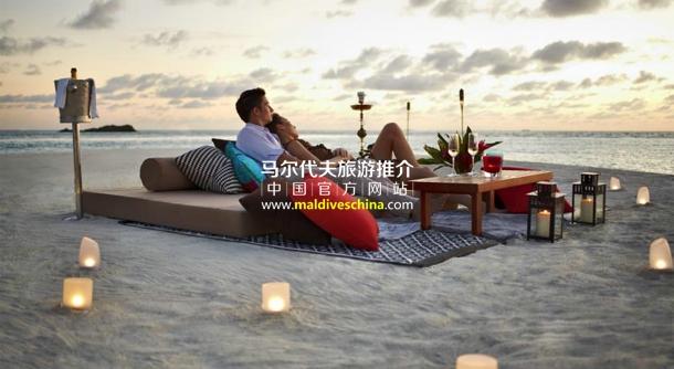奢华度假马尔代夫