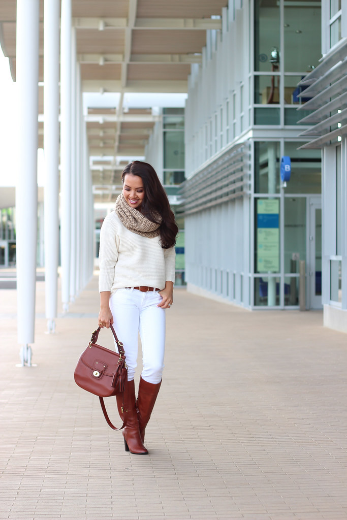 Winter Whites and Cognac 1