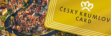 Cesky Krumlov Card