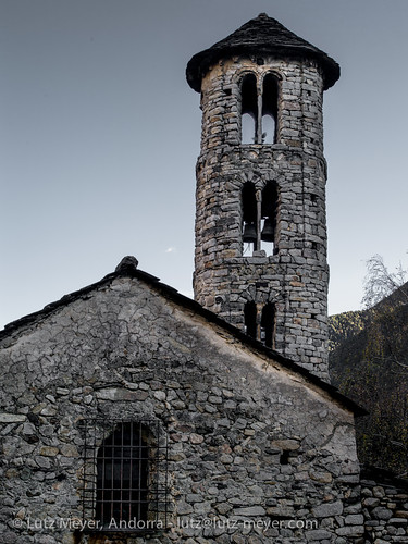Andorra churches & chapels: Andorra la Vella, Andorra city