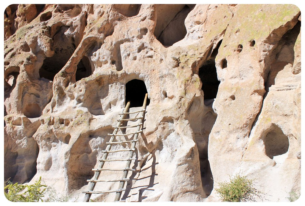 9 bandelier monument new mexico