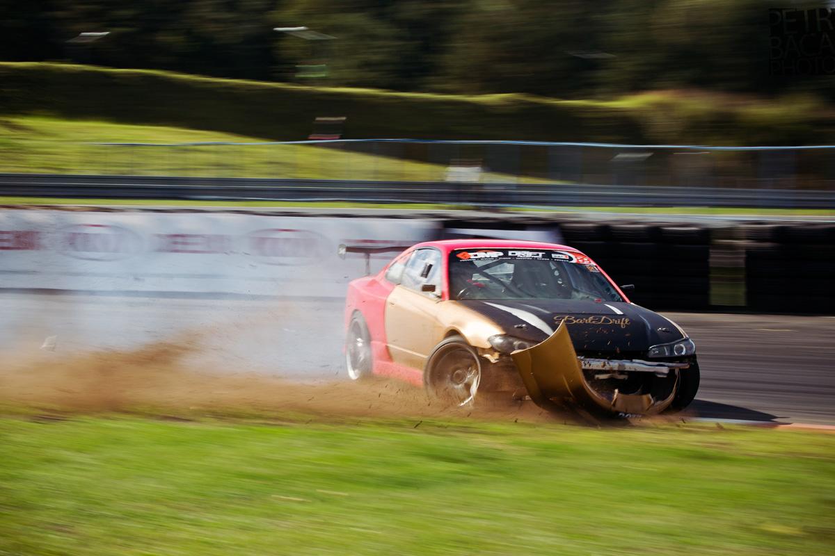 Driftingowe Mistrzostwa Polski 2013, DMP, Polska Federacja Driftingu, PFD, Tor Poznań, Drift Allstars 2013, final, Nissan S15 Silvia,