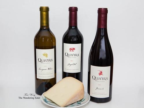 Quivira wines