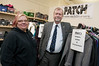 Minister for Communities and Tackling Poverty visited PATCH a charity in Pembrokeshire