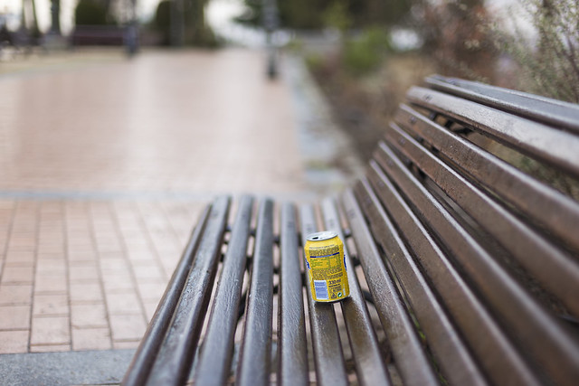 La soledad de una lata vacía