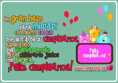 Frase De Feliz Cumpleaños Para Dedicar A Papá Descargar Gr Flickr