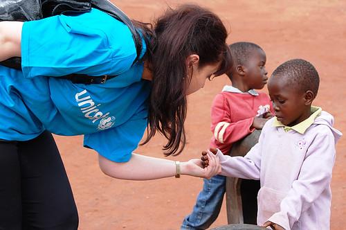 Ředitelka UNICEF Pavla Gomba: Nedokáži si představit, být v Africe turistou