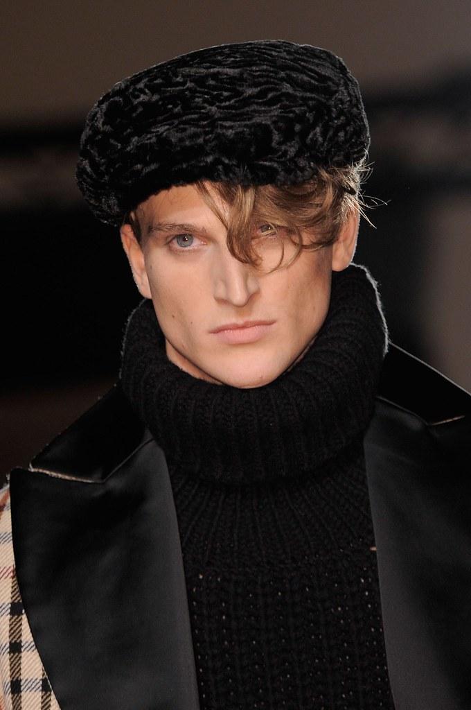 FW14 Milan Daks103_David @ Boom Models(fashionising.com)