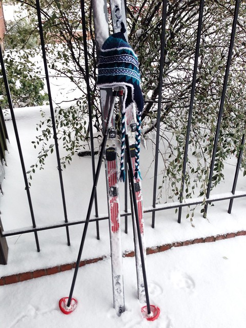 Snow day transportation