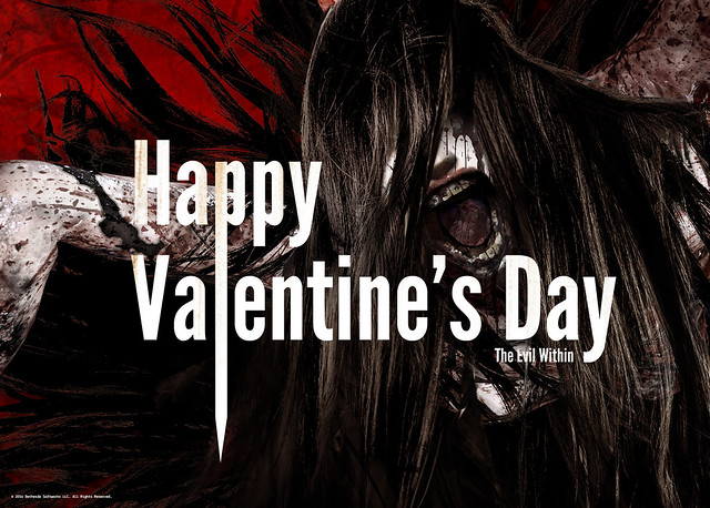 The Evil Within Valentine