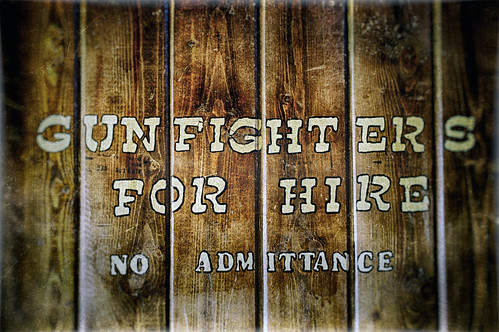 Gunfighters For Hire by hbmike2000