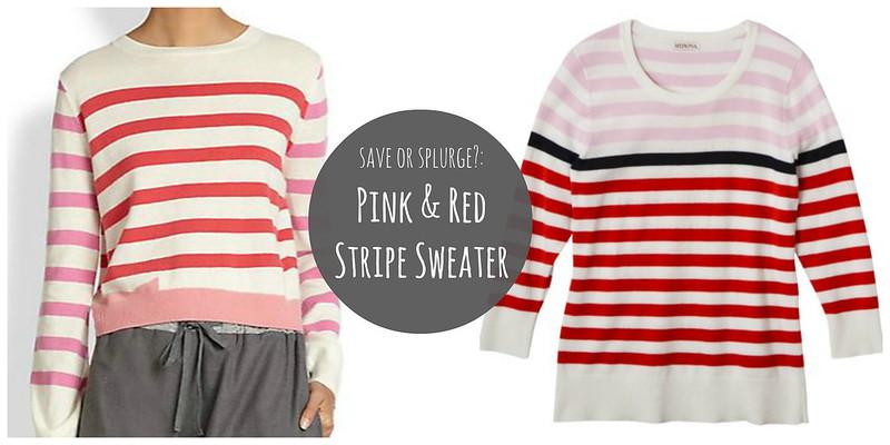 Merona Red Striped Sweater Target