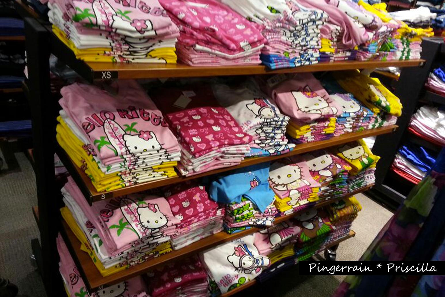 Hello Kitty Children's tee