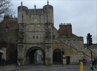 Image of Bootham Bar.
