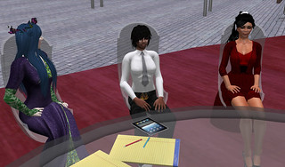 Virtual worlds Educators Roundtable 20 March 2014