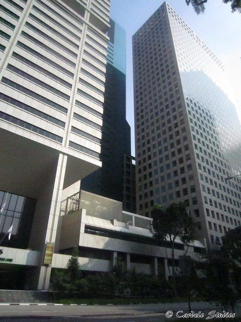 DBS Tower One & Tower Two 01