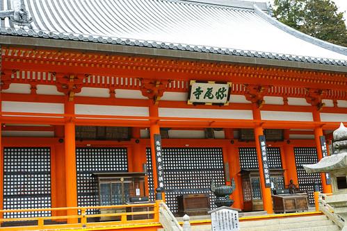 勝尾寺本堂