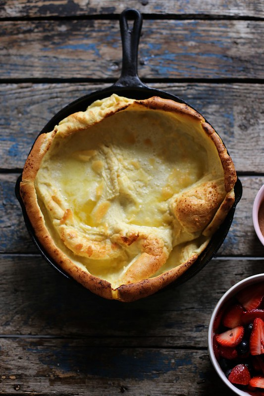 Triple Berry Dutch Baby