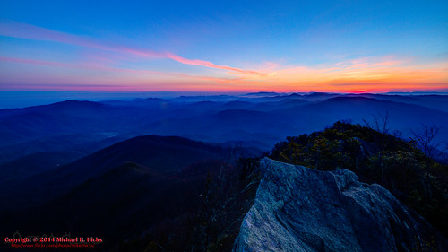 usa sunrise landscape geotagged spring unitedstates hiking tennessee hdr cosby greatsmokymountainsnationalpark gsmnp photomatix crestmont sigma1020mmf456exdc mountcammerer canon7d nashvillehikingmeetup catonsgrove geo:lat=3576361015 geo:lon=8316123920