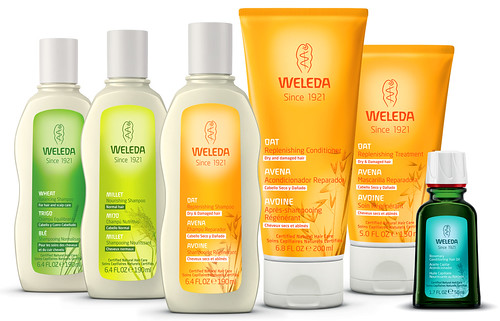 Weleda Hair Care Collection - Hi Res