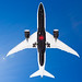 Looking up just got more interesting | Air Canada Boeing 787-8 C-GHPQ New Livery by Patcard