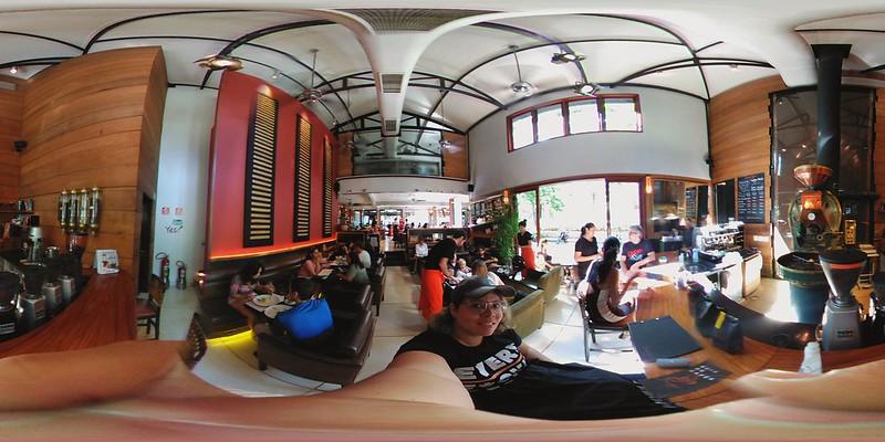 Santo Grão Cafeteria em São Paulo - SP