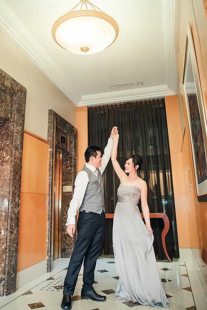 [ 婚攝英聖 | 婚禮記錄 ] Fred+Amanda{ 地點: 福朋喜來登酒店}