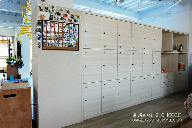 台南康體運動空間會員置物櫃