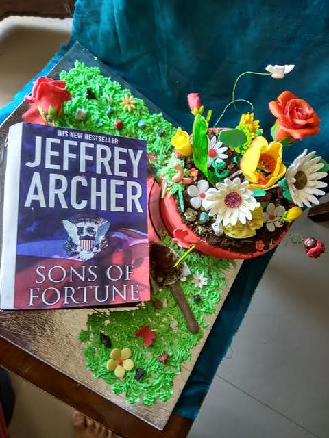 Amazing Cake by Jeena Abraham