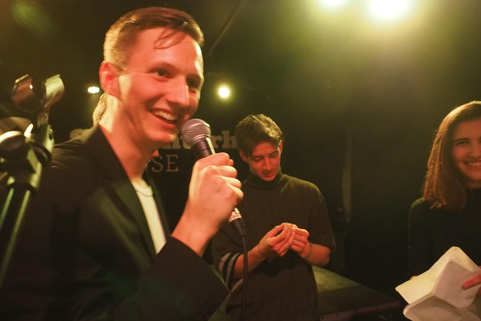 U20 Mesterskab i Poetry Slam