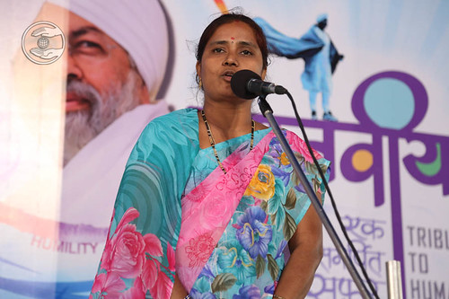 Shekhar Laxmi from Vishakhapatnam, Andhra Pradesh, expresses her views