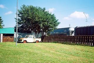 Pick Up ferroviaria