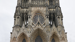 Reims Cathedral, rose