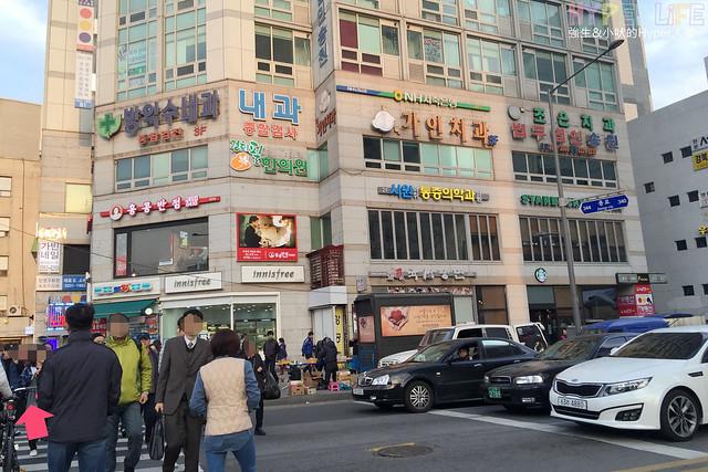 首爾住宿E7 Place (13)