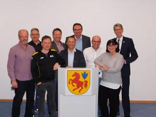TSV Jahreshauptversammlung 2017