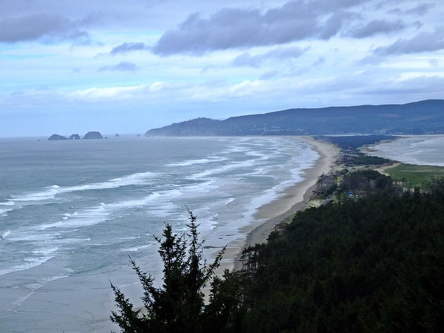 Netarts Spit and Cape Mears